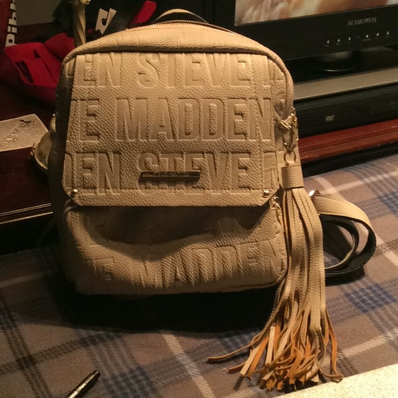 db51baa6ce8 Steve Madden 2018 limited edition book bag